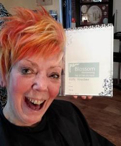 2nd prize: Hairdressing voucher worth £37.50